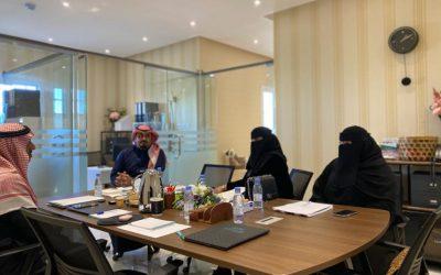 زيارة جمعية نساء المستقبل